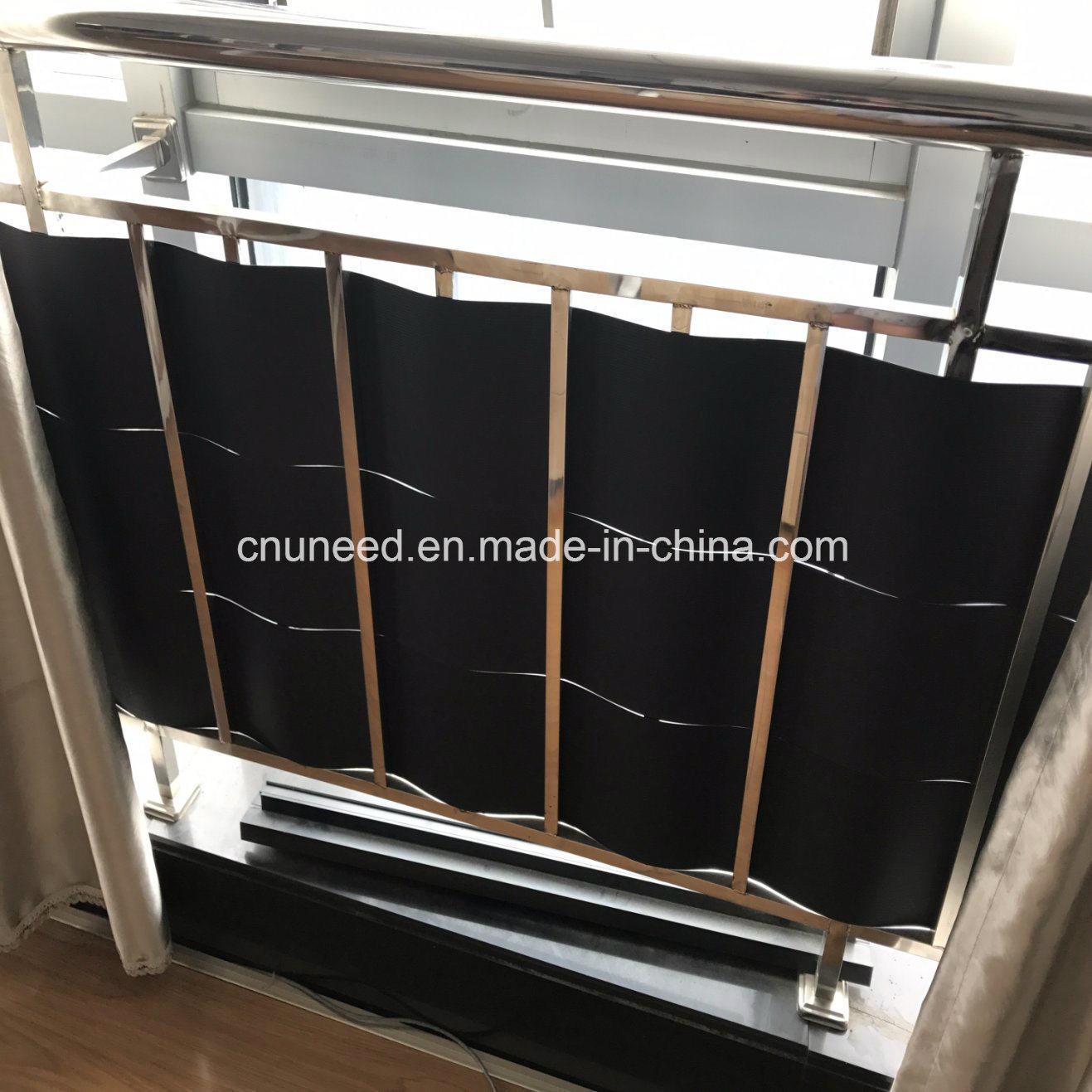 China Uneed Sichtschutz Windschutz Hart Pvc Streifen Garten Zaun