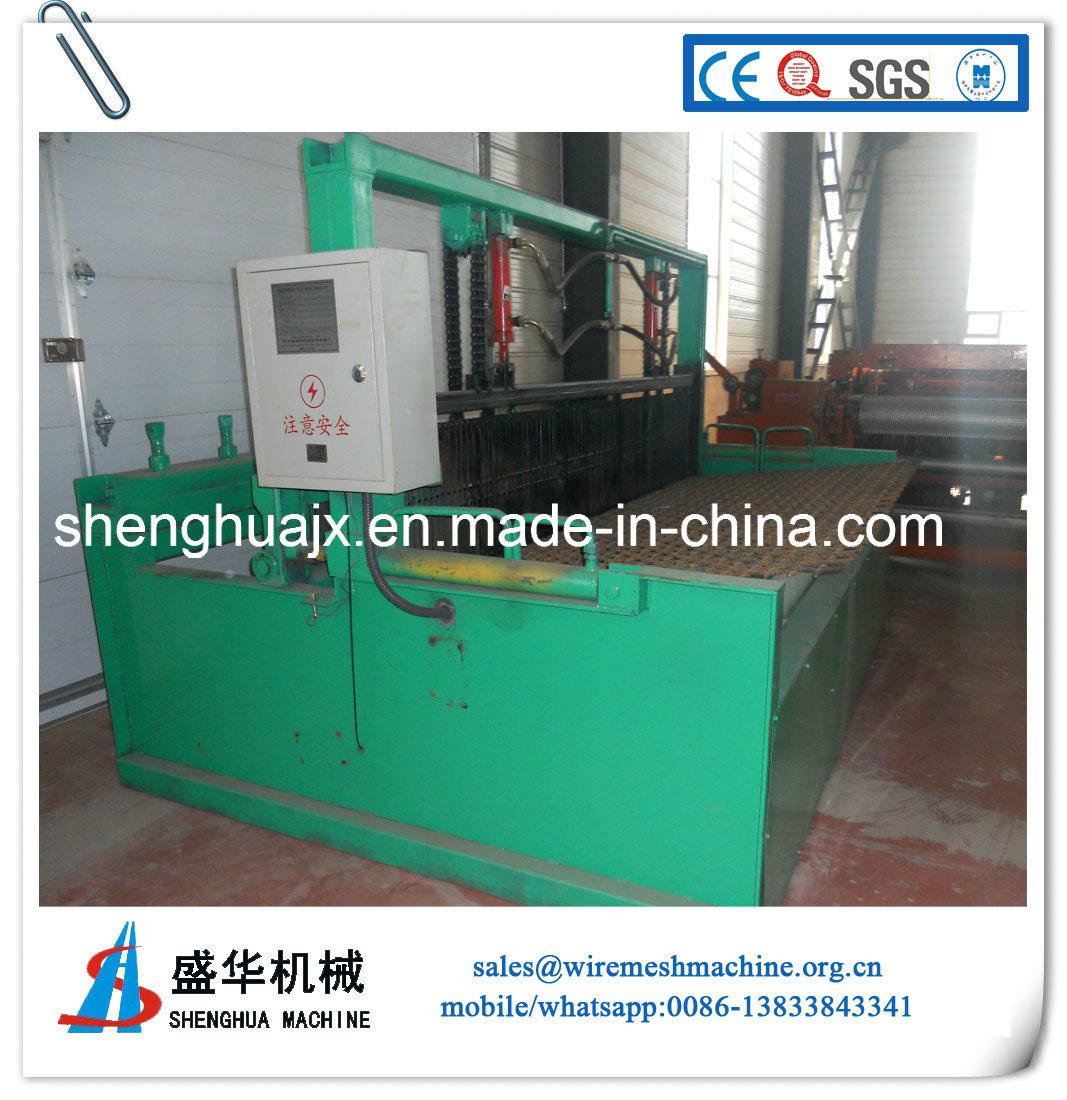 China Hydraulic Crimped Wire Mesh Machine, Crimped Wire Mesh Machine ...