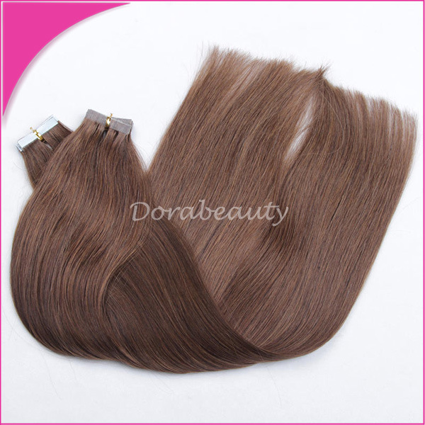China Remy Hair Seamless Pu Skin Weft Tape Hair Extension Photos