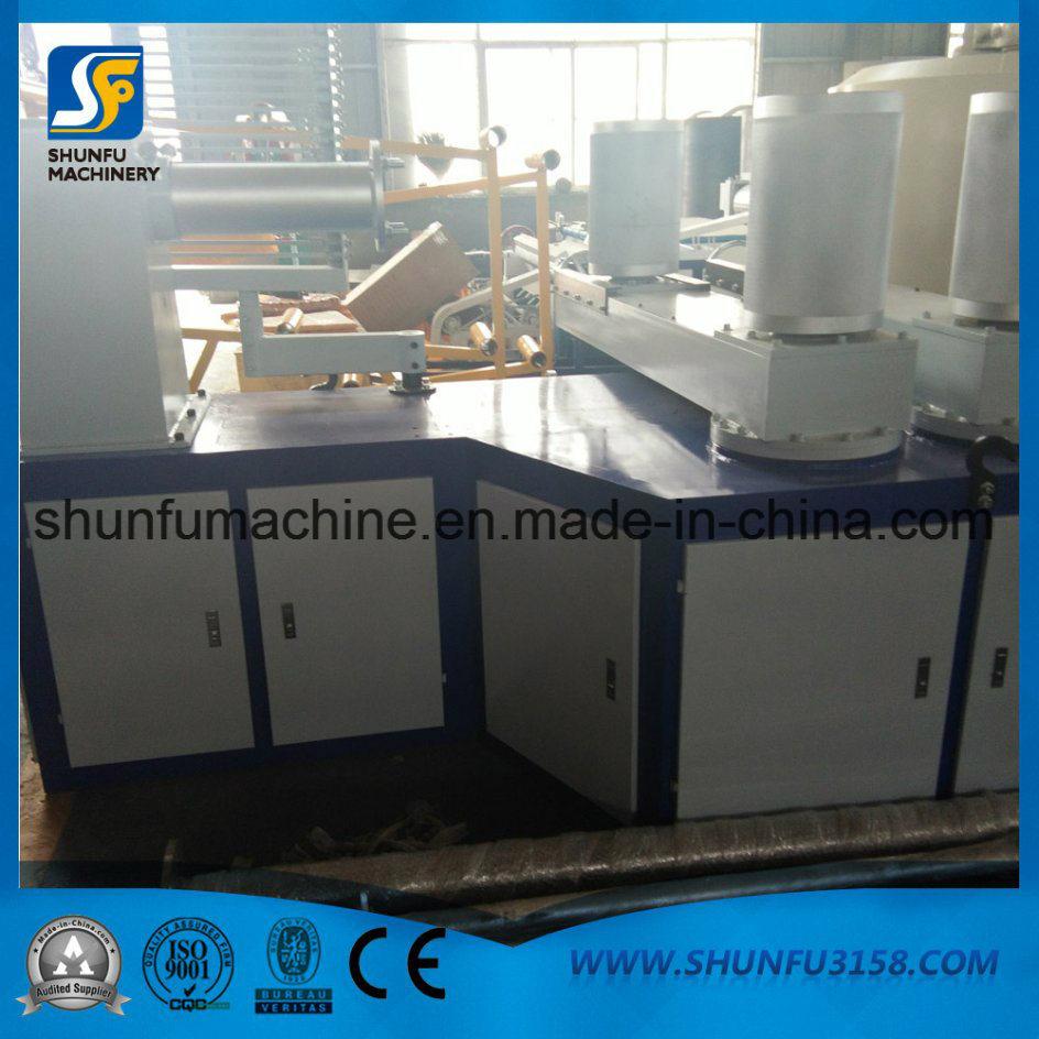 China Cost of Small Paper Lamination Machine Making Paper