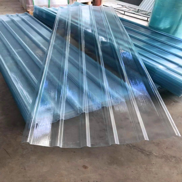China High Quality 10 Years Customized Colors Translucent Corrugated Frp Roof Sheet China Corrugated Frp Sheet Frp Roofing Sheet