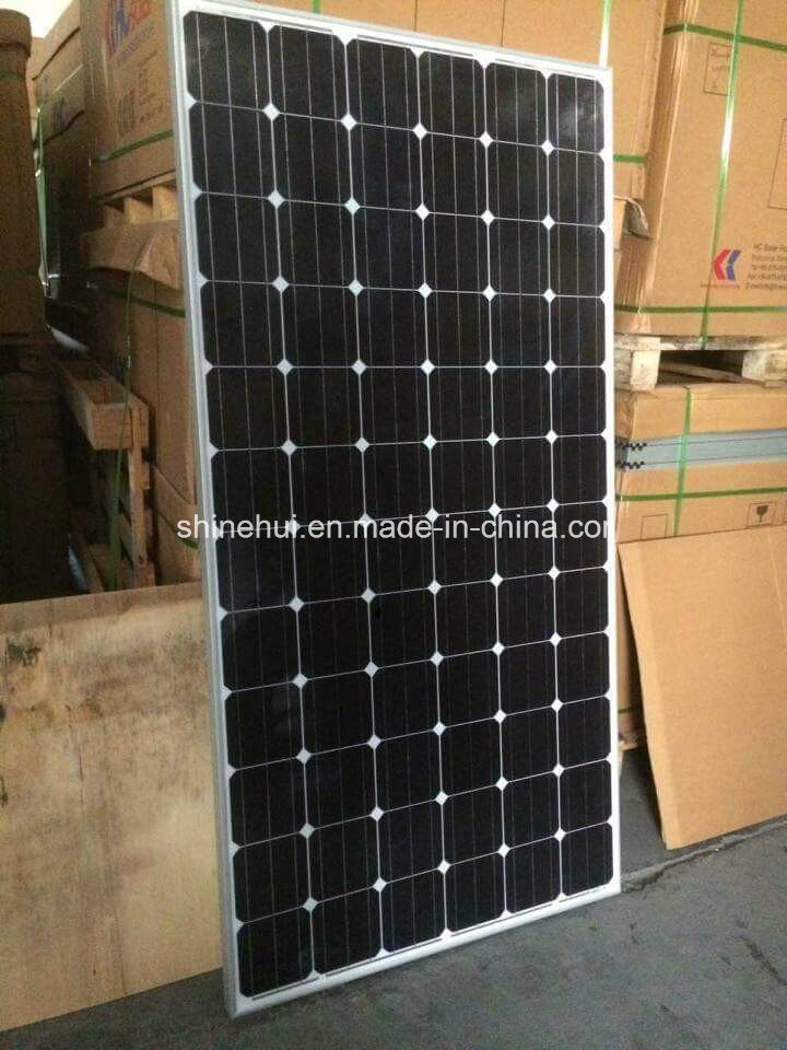 Monocrystalline Solar PV Cells Panel of 300watts with IEC Module pictures & photos