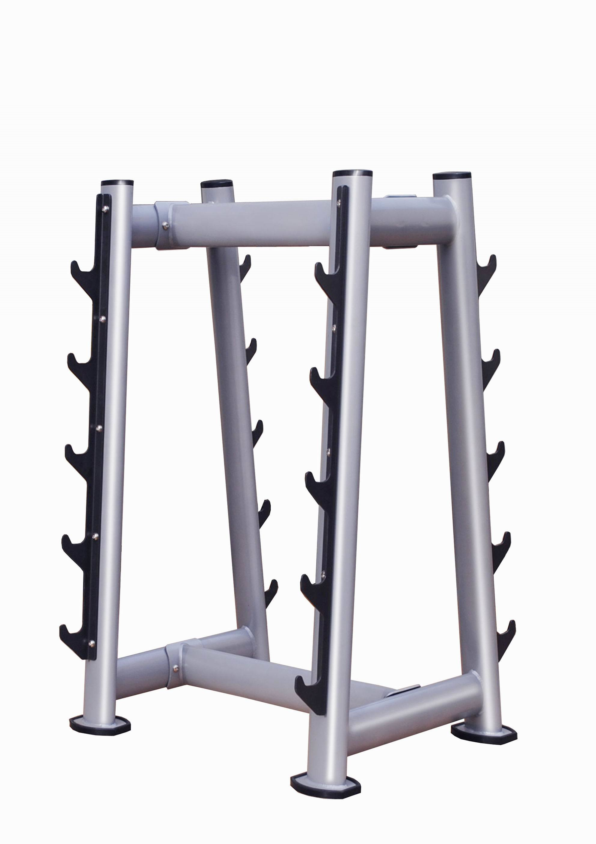 tree plate rack barbell olympic stand weight discs plates holder bar for storage