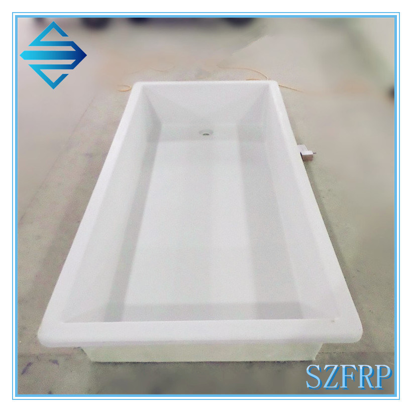 Aquaculture Fiberglass Fish Tank, FRP Breeding Pond for Aquatic Products