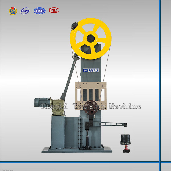 China Pl-4 Heavy Wire Rope Fatigue Testing Equipment (New Designed ...