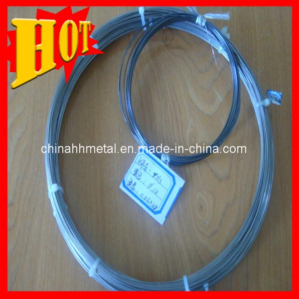 China Dia 2mm ASTM F67 Unalloy Titanium Wire for Medical Use - China ...