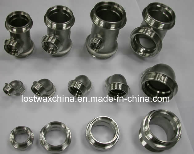 Thread Pipe Fittings and Screwed Fittings