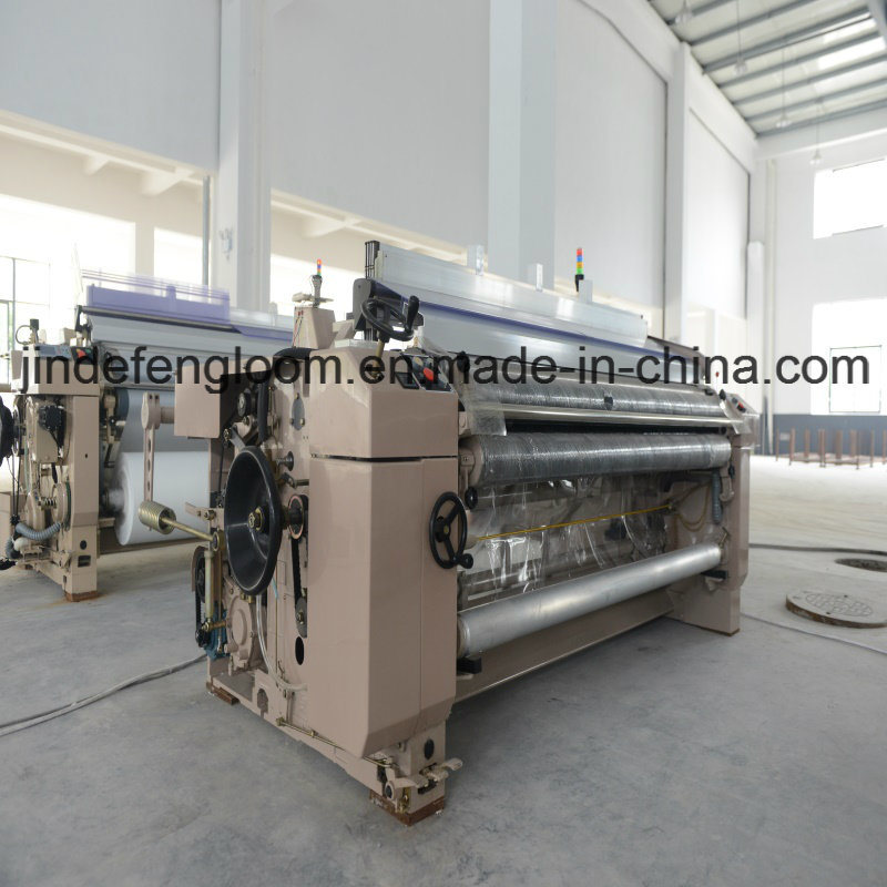 Jdf-408 Series Double Nozzle Water Jet Loom Weaving Machine