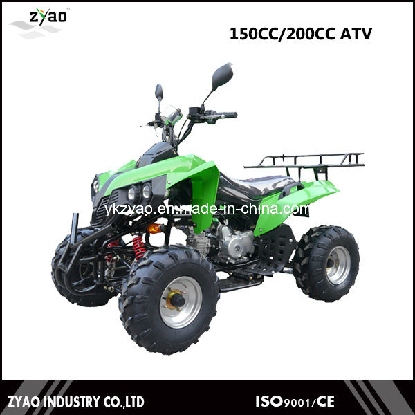 China Gy6 150cc Automatic Engine Quad Bike 4 Wheeler for