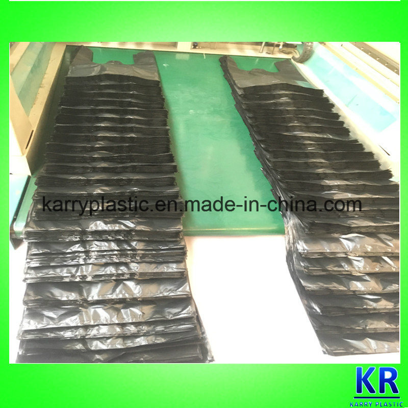 Black HDPE Heavy Duty Garbage Bags