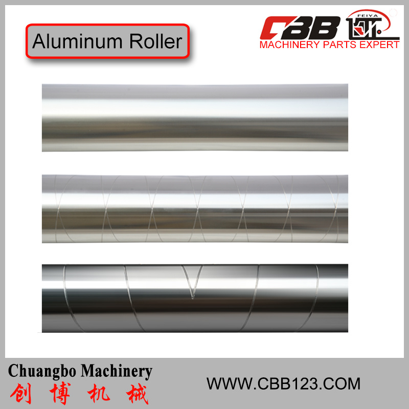 China Made for India Cross Line Aluminum Roller