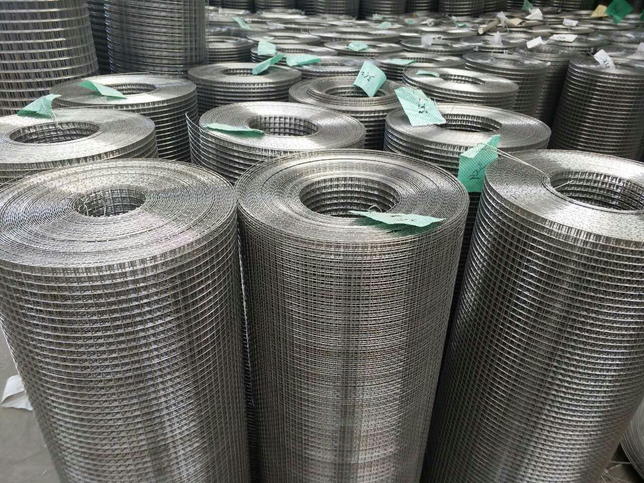 China Ss 304 316 Stainless Steel Welded Wire Mesh Manufacture Photos ...