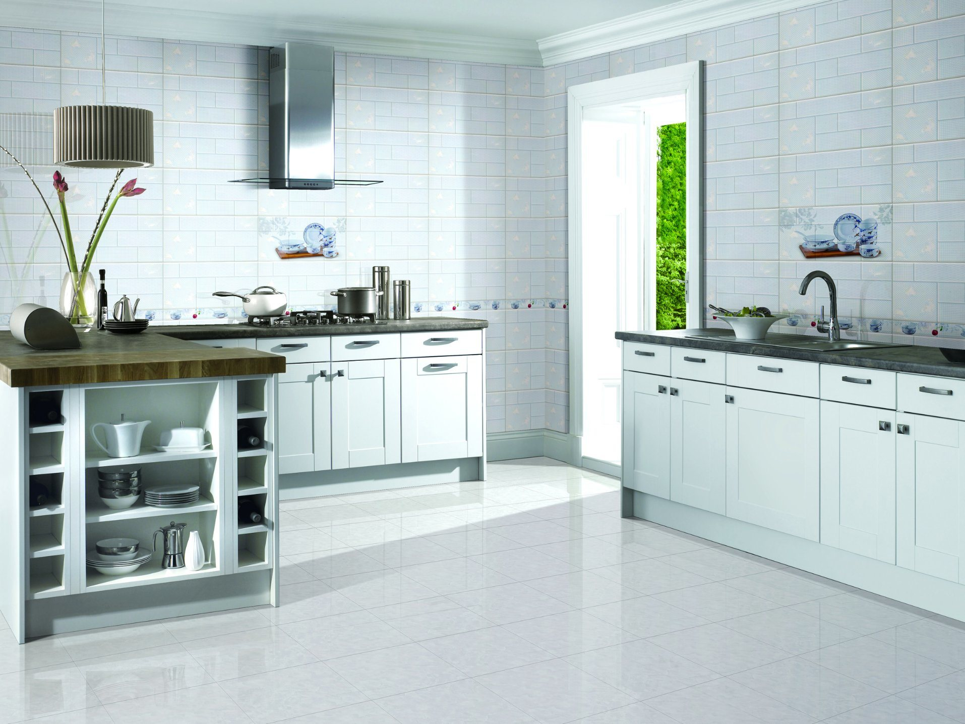 China 3D Inkjet Ceramic Floor Tile Wall Tile for Home Decoration ...