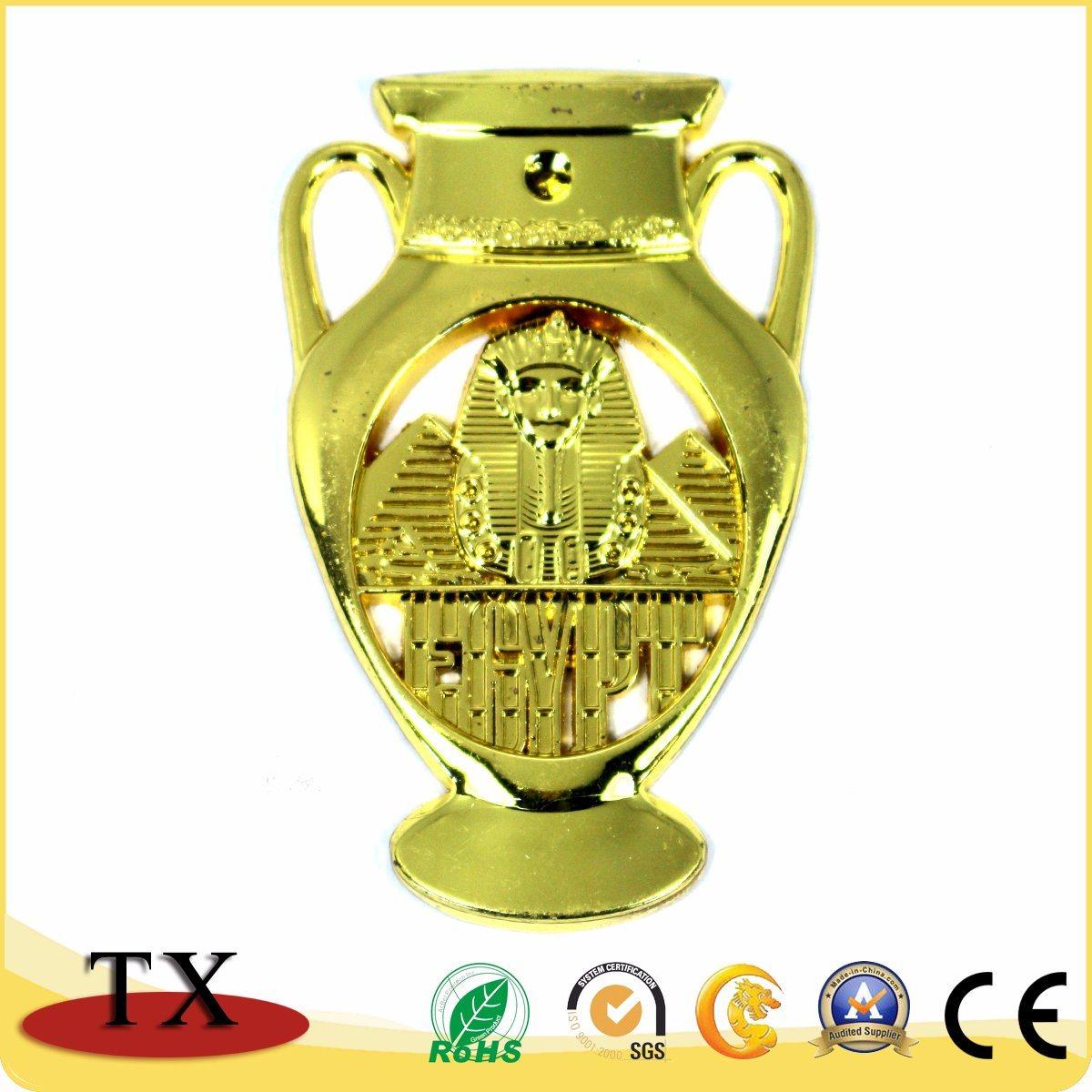 [Hot Item] Promotional Egypt Souvenir Trophy Magnet Good Price