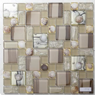 wall art tile stained glass mosaic for homehotel decoration