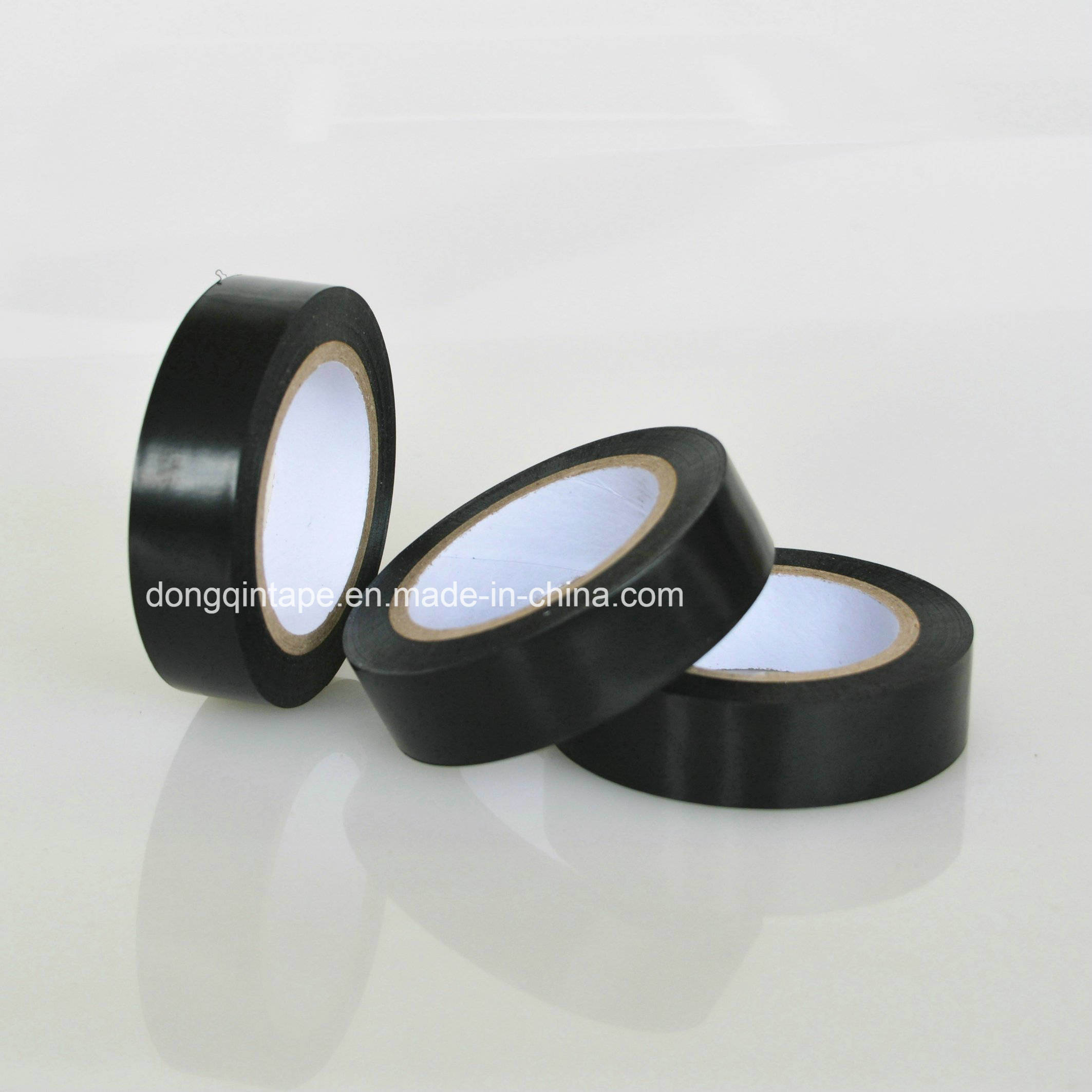 China Premium Quality Matt Pvc Electrical Insulation Tape For Wire Harness 19mm Protecting Adhesive