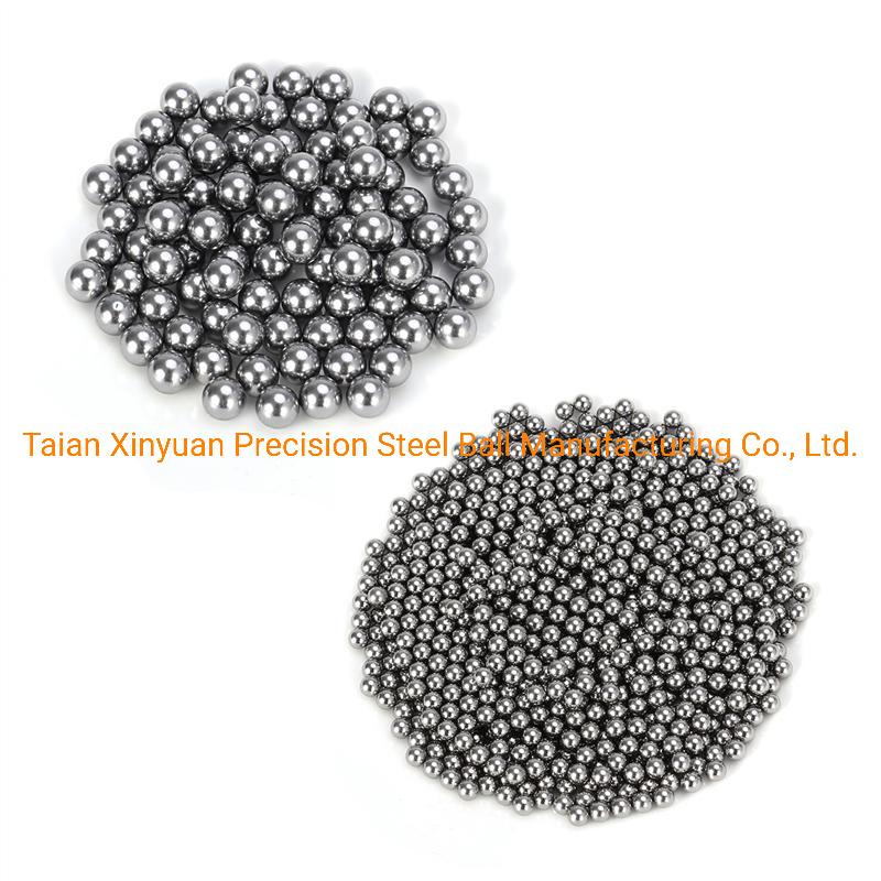 100 PCS 2.5mm G16 Hardened Carbon Steel Loose Bearings Balls Bearing Ball