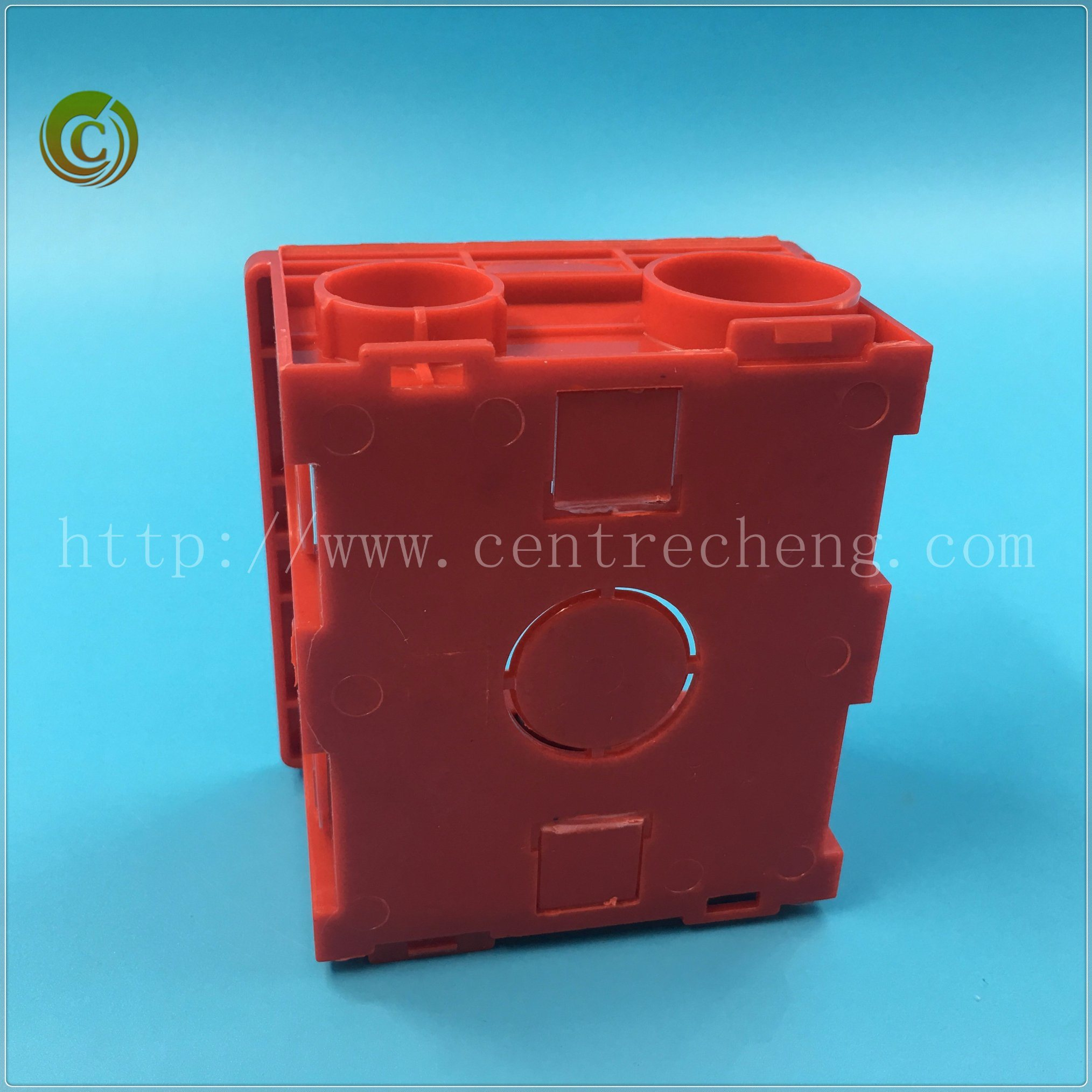 China Electrical Wall Switch Pvc Junction Box Wire Wiring A Plastic Fitting