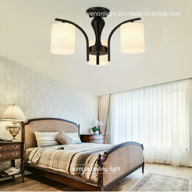 China Modern Simple Chandelier Design Living Room Upshine Light Ceiling Lamp Photos Pictures Made In China Com