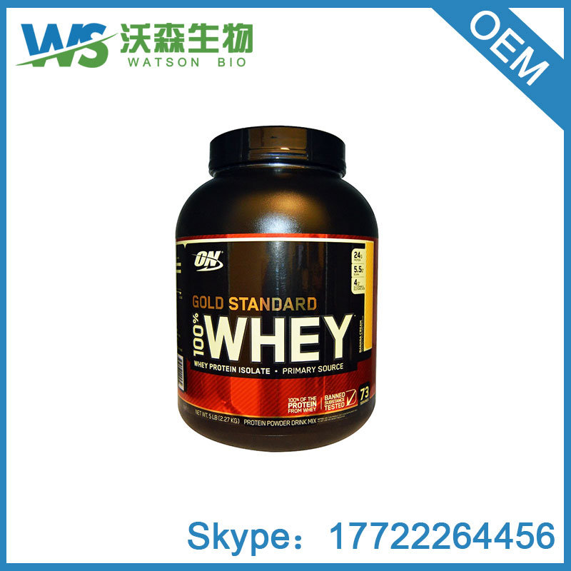 China Optimum Nutrition Gold Standard 100 Whey Banana Cream Photos Pictures Made In China Com