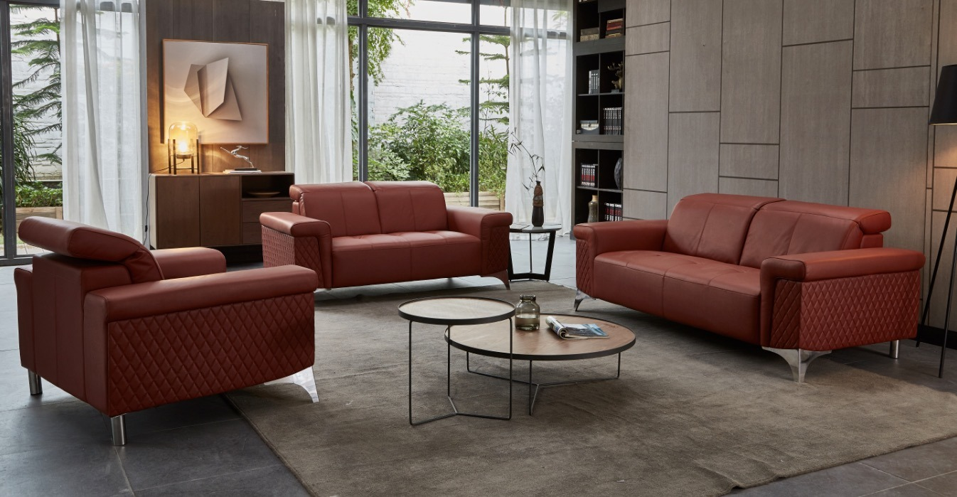office sofa set. China Good Quality American Style Modern Office Sofa Leather Set (SBL -9811) - Sofa,