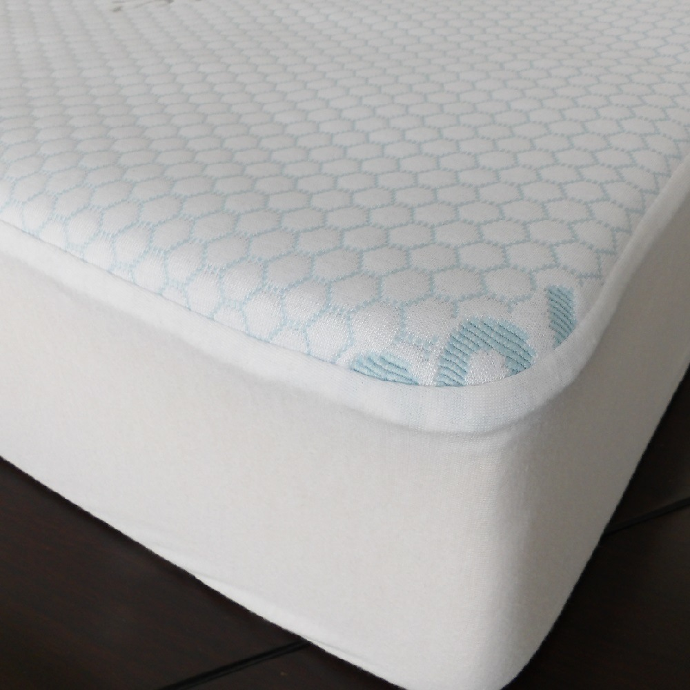 Bed Bug Mattress Cover.Wholesale From China Polyester Cooling Waterproof Fabric Bed Bug