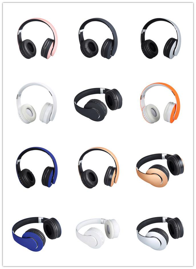 China Fashion Sports Bluetooth Headset 3D Stereo Smart Earphone