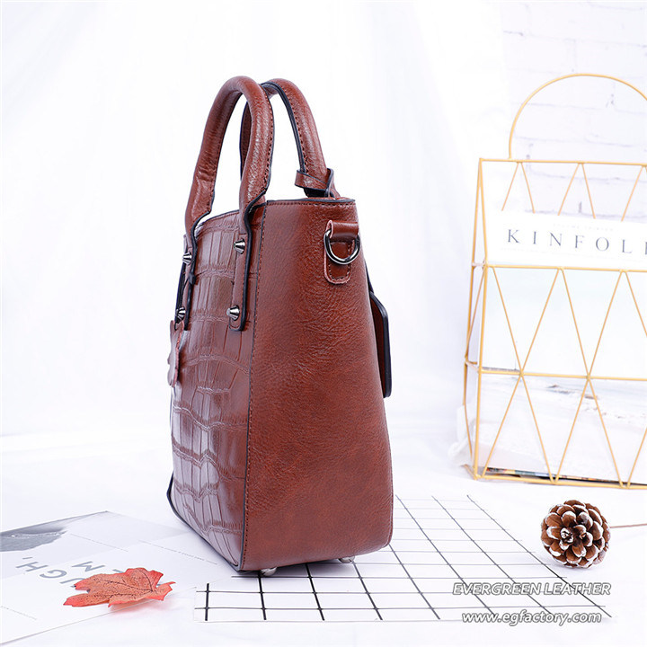 China Cheap Price Wholesale Classical PU Handbag Ladies Shoulder Bag ... 78deb1d6b1599