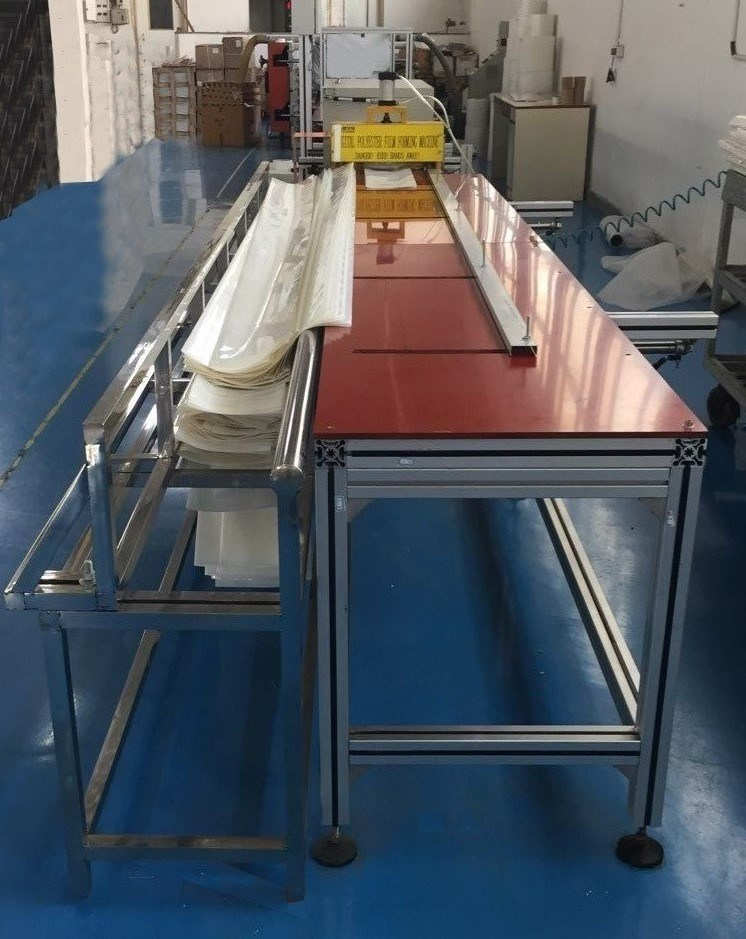 [Hot Item] Copper Bar Wrapping Machinery, DuPont Polyester Film Forming  Machine