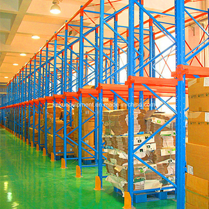 Warehouse Large Capacity Steel Drive in Shelving pictures & photos