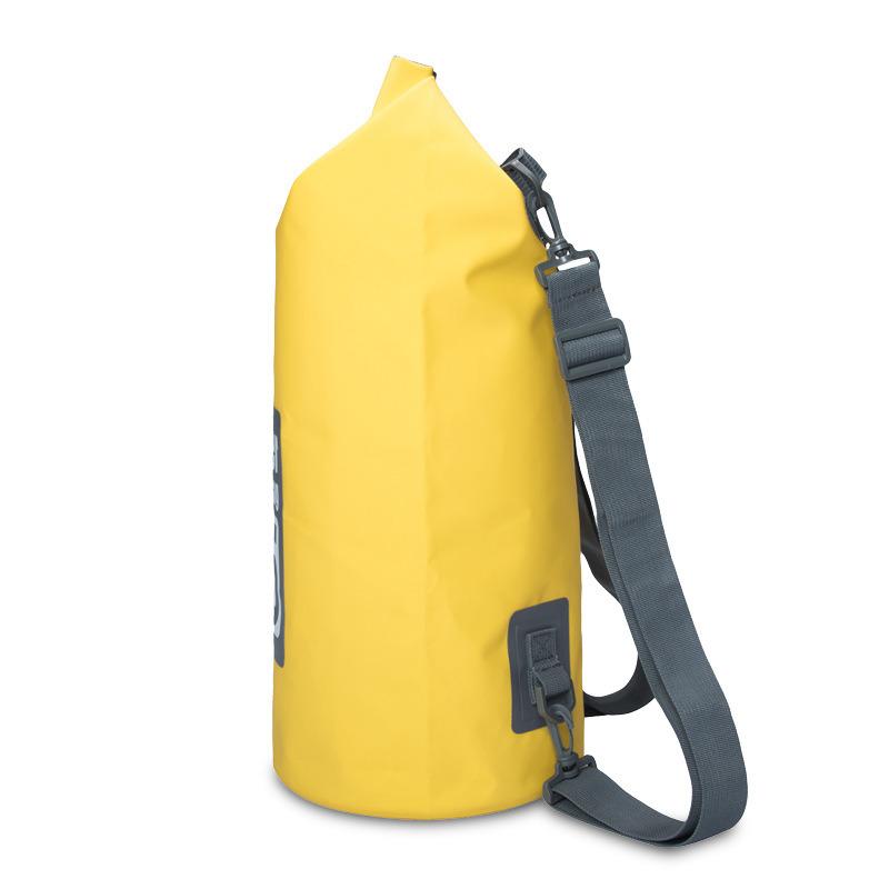 879b0a40b0 PVC Waterproof Bag Swimming Beach Drift Bag Waterproof Bucket Bag Portable  Shoulder Bag