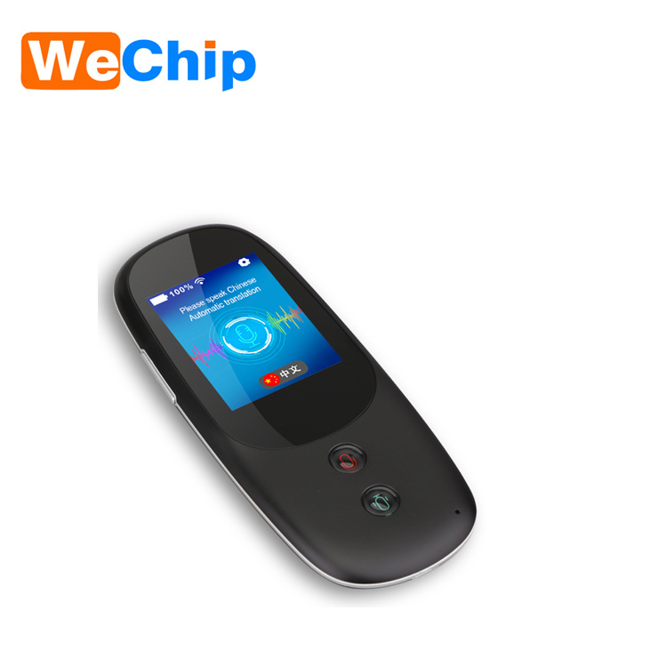 China New Arrival Portable Instant Voice Translator T6
