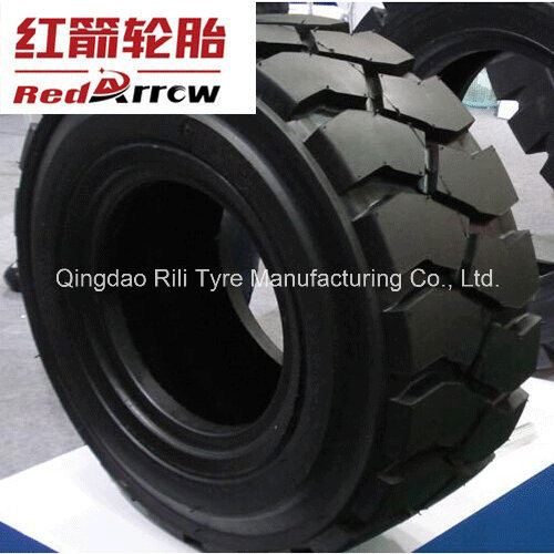 500-8 Forklift Tire Pneumatic Tyre Industrial Tyre Factory