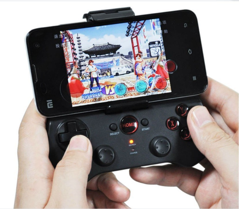 control ipad with iphone china wireless bluetooth controller for iphone 13863