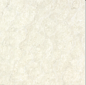 china polished porcelain tile half body 6w18 white color china