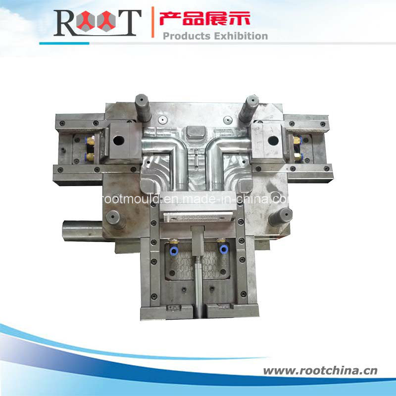 Pipe Fitting Plastic Injection Mould pictures & photos