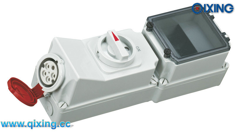 International Standard Socket with Duo Mechanical (QX5610)
