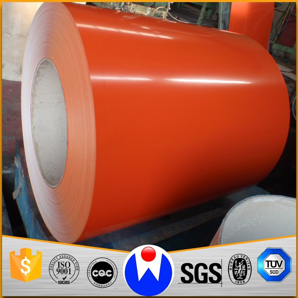 Low Price Prepainted Galvanized Gi Steel Coils with 1220mm Width pictures & photos