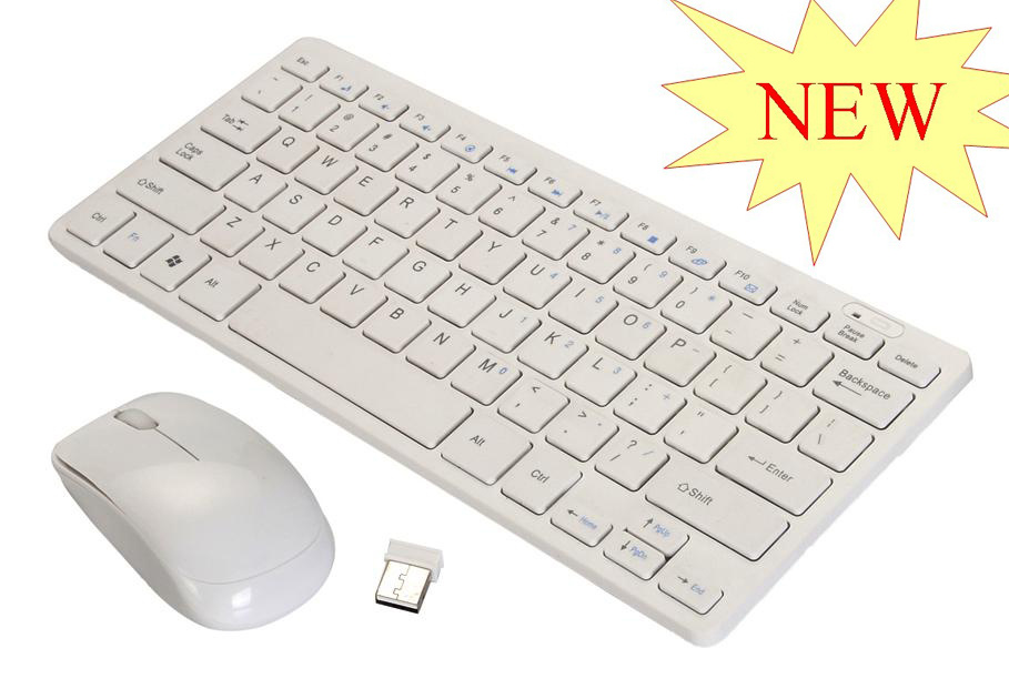 [Hot Item] Wireless Keyboard & Mouse Combo for iPad KM-03MINI