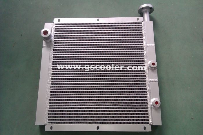Aluminum Compressed Air Coolers (AOC)