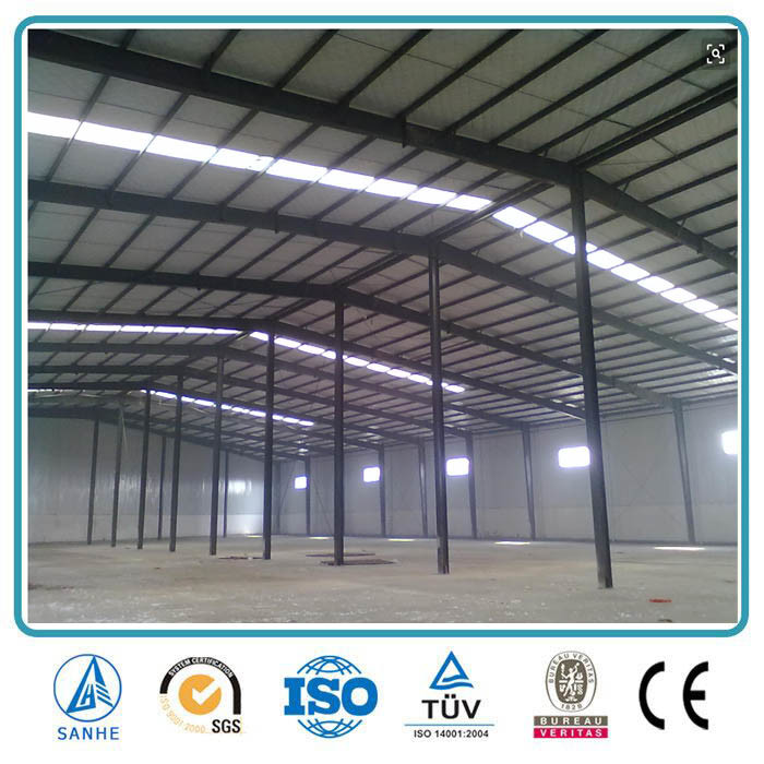 China Custom Light Steel Roof Truss Warehouse Shed Design China Steel Structure Storage Prefab House