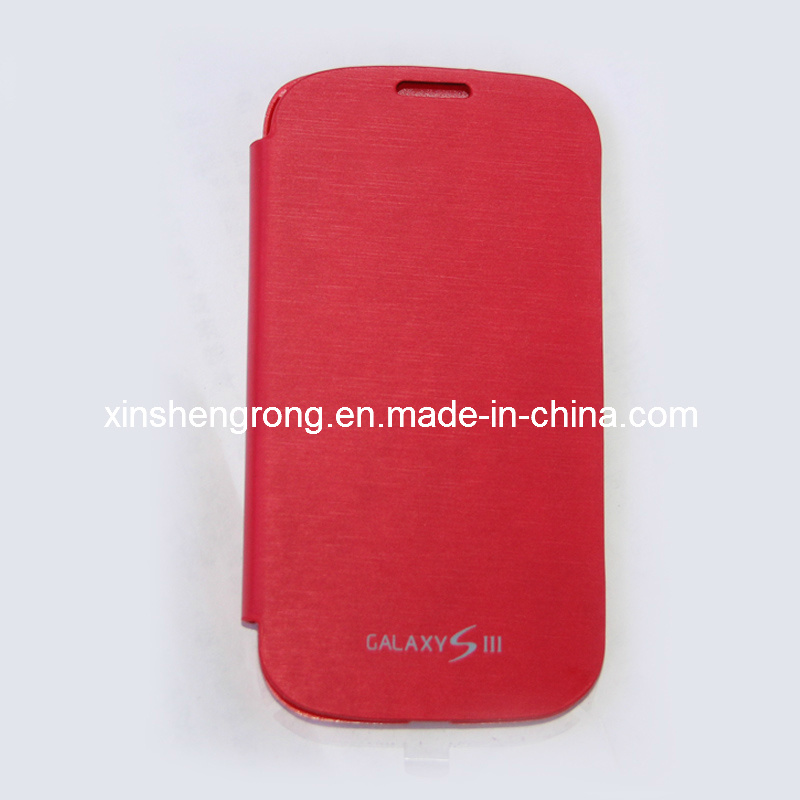 China Flip Cover Hard Back Case For Samsung Galaxy S3 I9300 China Flip Cover And Flip Leather Hard Back Case Price