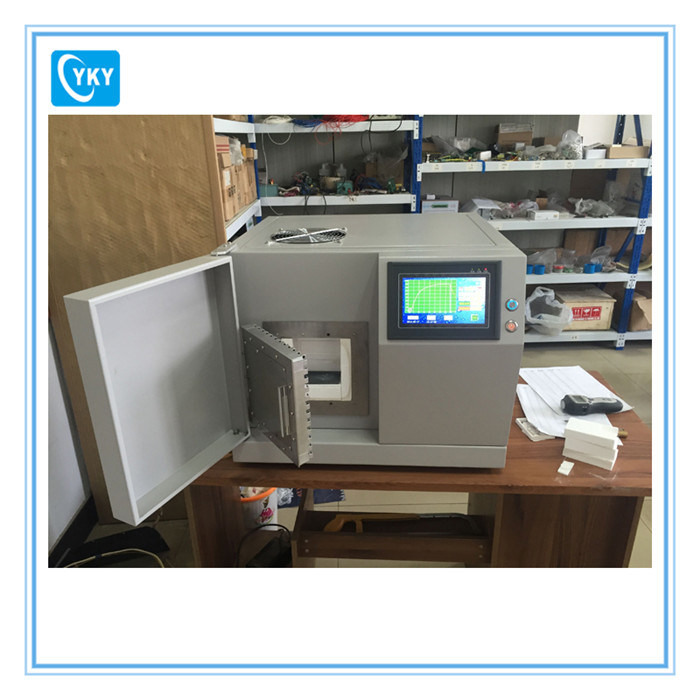 High Temperature Touch Screen Microwave Dental Sintering Furnace pictures & photos