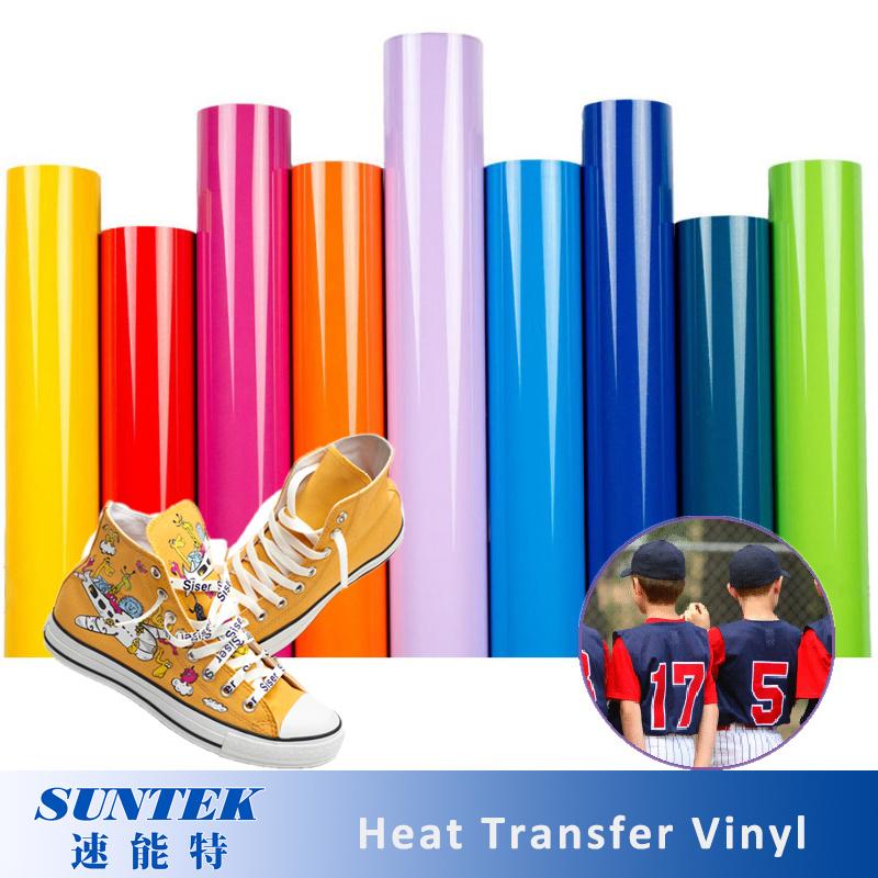 [Hot Item] Excellent Quality Heat Transfer Vinyl for T-Shirt Cut Sheet