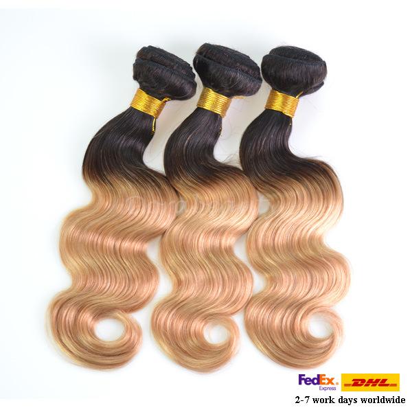 China Cheap Grade 5a Indian Hair Ombre Human Hair Weave China Hair
