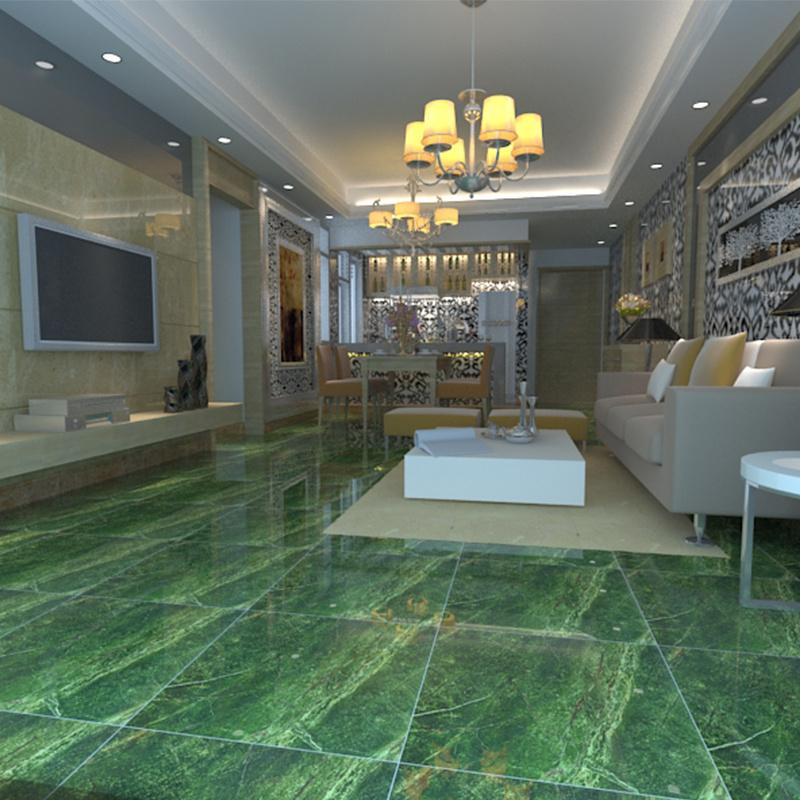 Jade Green Color Ceramics Tiles
