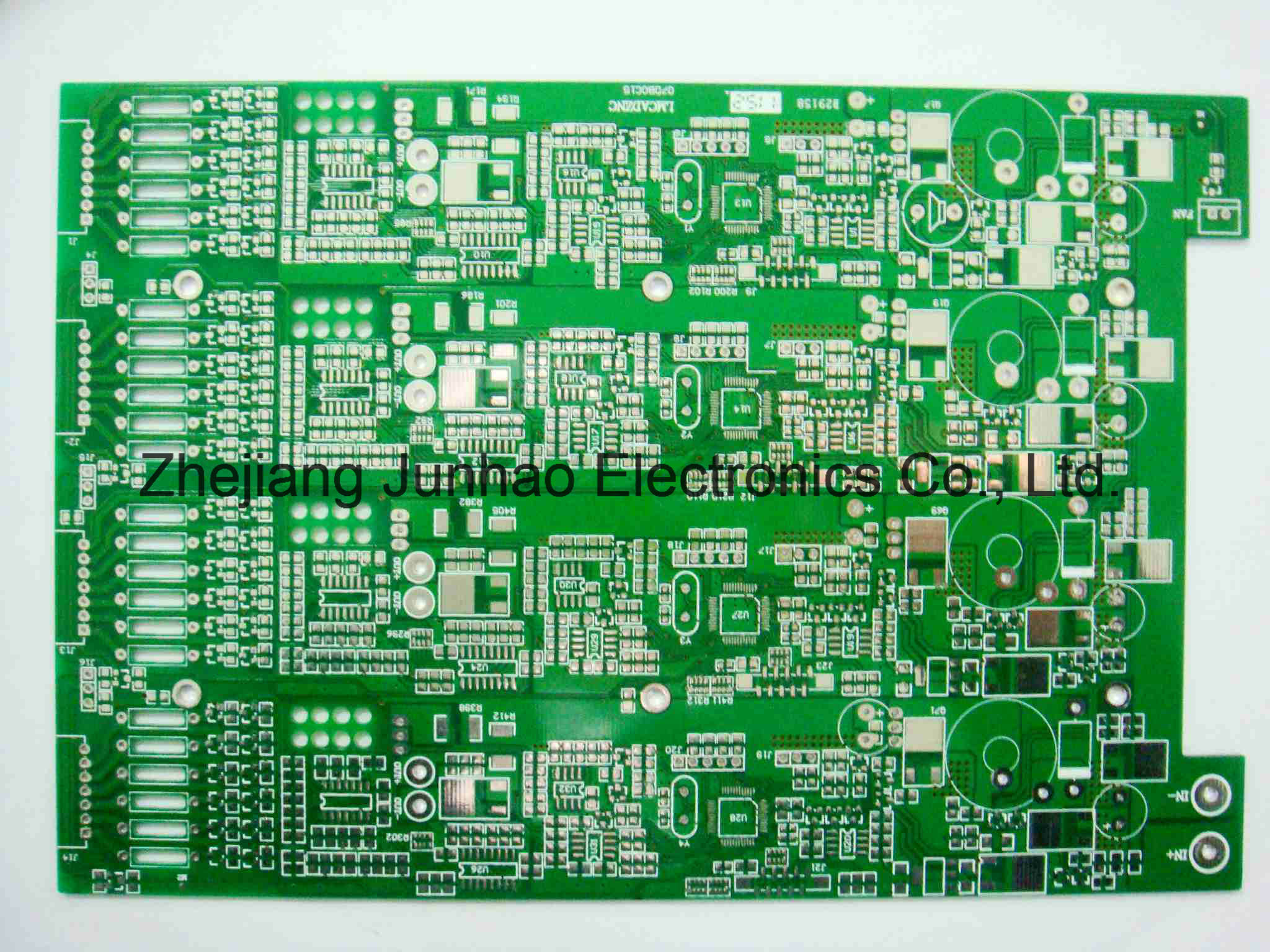 China 2 Side Board Fr4 Green Solder Mask With Pb Free Pcb Circuit Boardrf4 Oem Multiplayer Buy Print Rigid