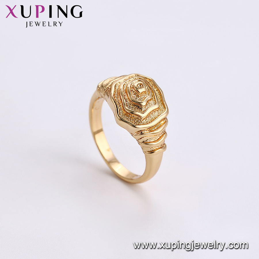 China Top Design Beautiful Crystal Gold Jewelry Finger Ring Design ...