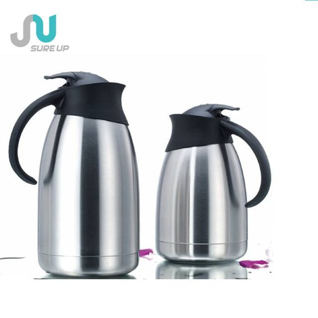 China Hot Double Wall Stainless Steel Water Filter Vacuum Jug