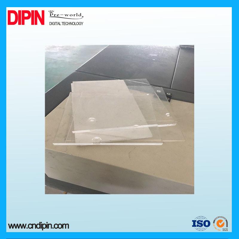 China 4X8 Transparent Acrylic PMMA Plexiglass Sheet with Factory ...